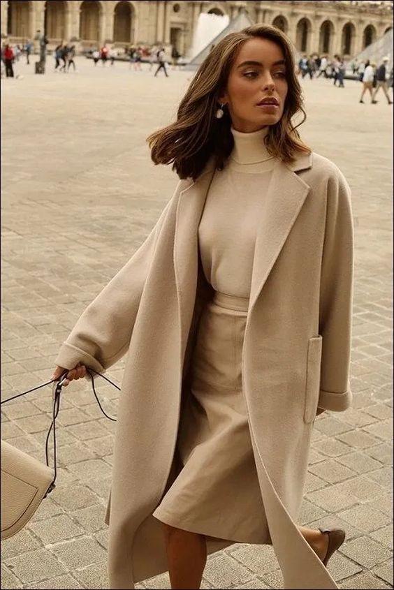 BEIGE: HOW TO MATCH IT – Rita Candida's blog #beige #moda #fashion #fallwinter #fashioninspiration