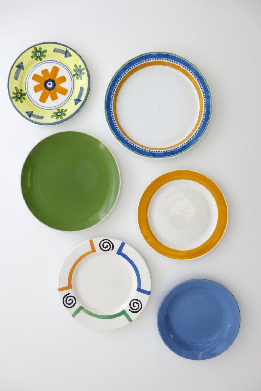 Decorative Plates Kitchen Wall Decor Plate Wall Decor ...