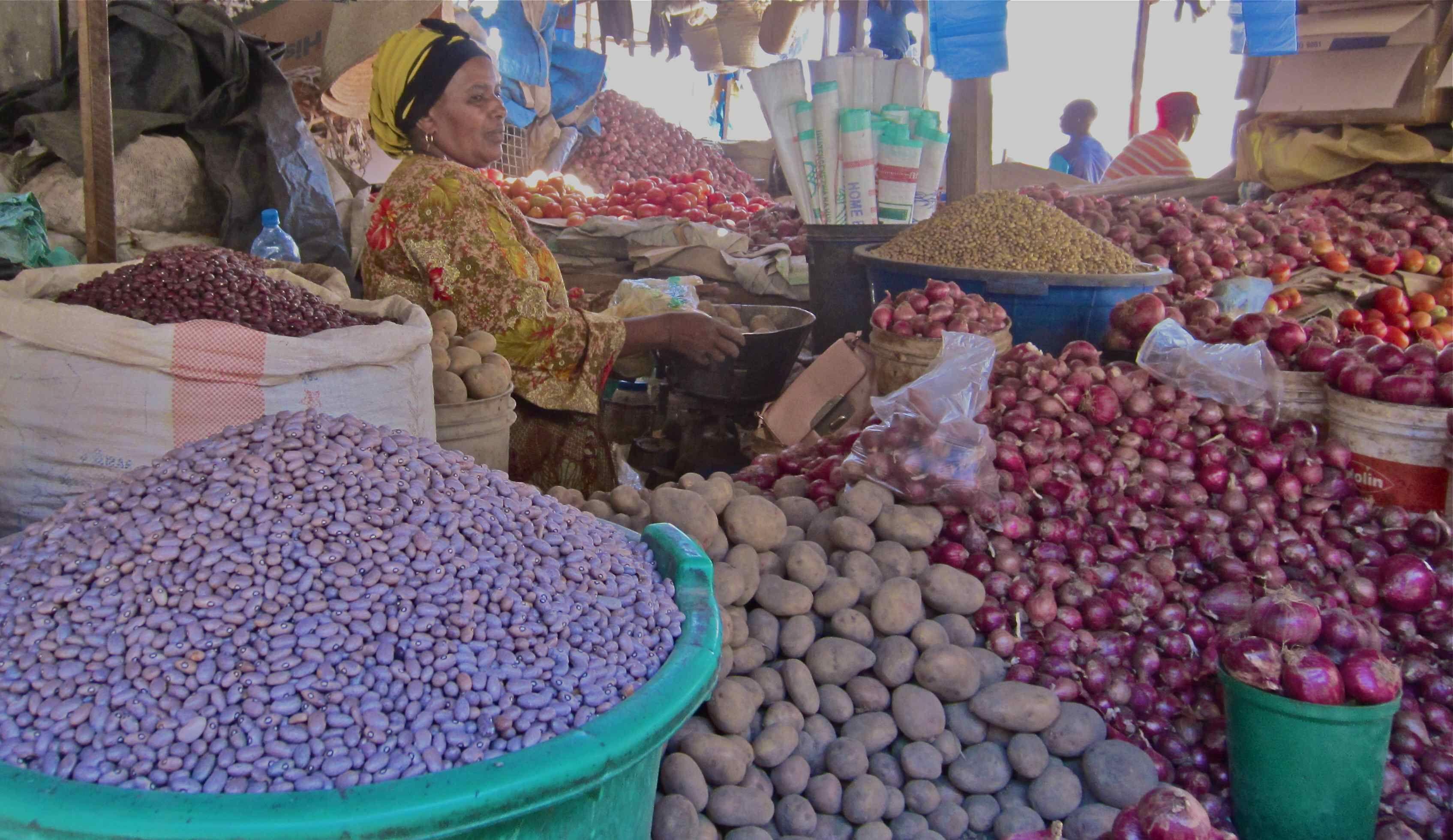 Shopping In Dodoma