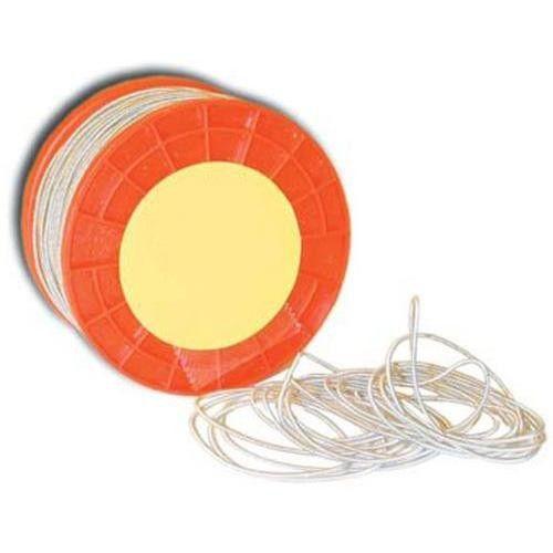 Tinntåd 0,35mm. Brukes til tinntrådsarbeide ,samisk sløyd. Mønsterbøker med instruksjoner 30049-30054-30056.<br /> Hel rulle selges med antall meter som er på rullen 60-80meter.Vi justerer prisen etter meterantallet.