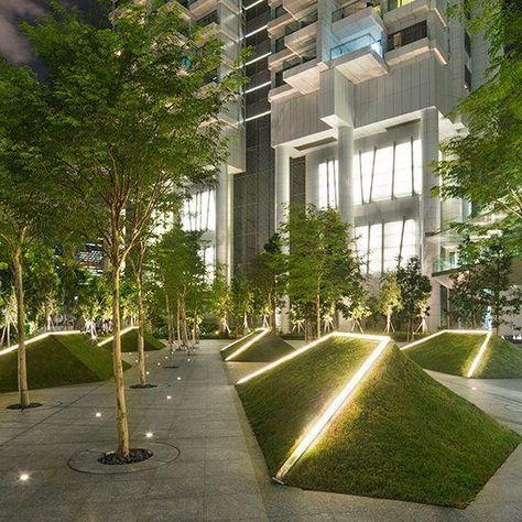 Super Urban Landscape Concept Public Spaces Ideas Landscapearchitecturewater Urban Landscape Design Campus Landscape Landscape Architecture Design