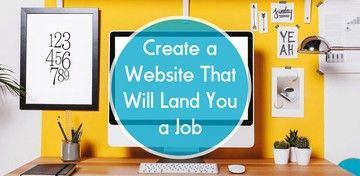 Career Planner  Create A Website That Will Land You A Job
