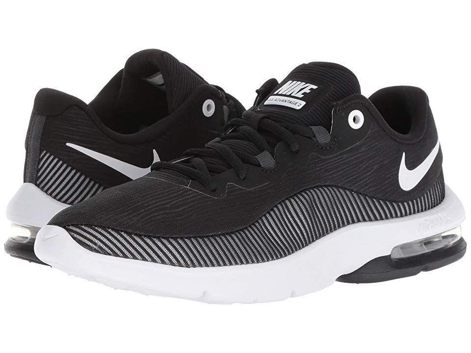 Nike Air Max Advantage 2 (BlackWhiteAnthracite) Women's