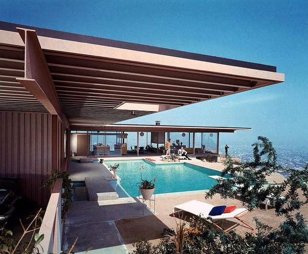 3 Mid-Century Homes You Can Visit In Los Angeles | Mid century ...