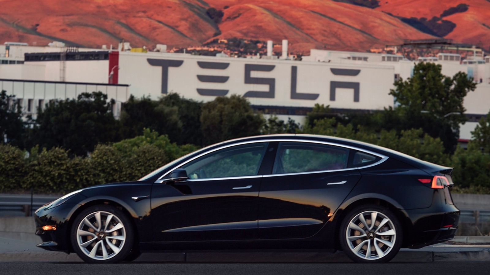 This Is The First Production Tesla Model 3   New tesla ...
