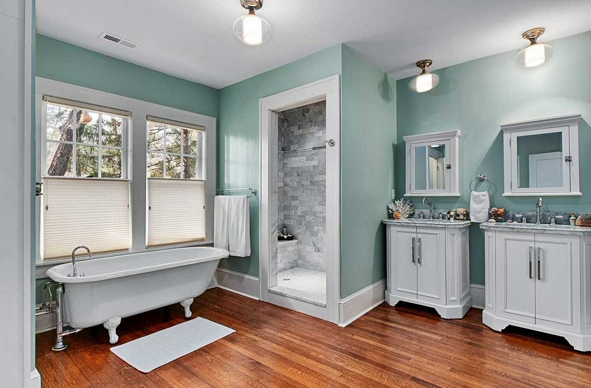 Waterproof Paint For Interior Bathroom And Kitchen Badezimmer