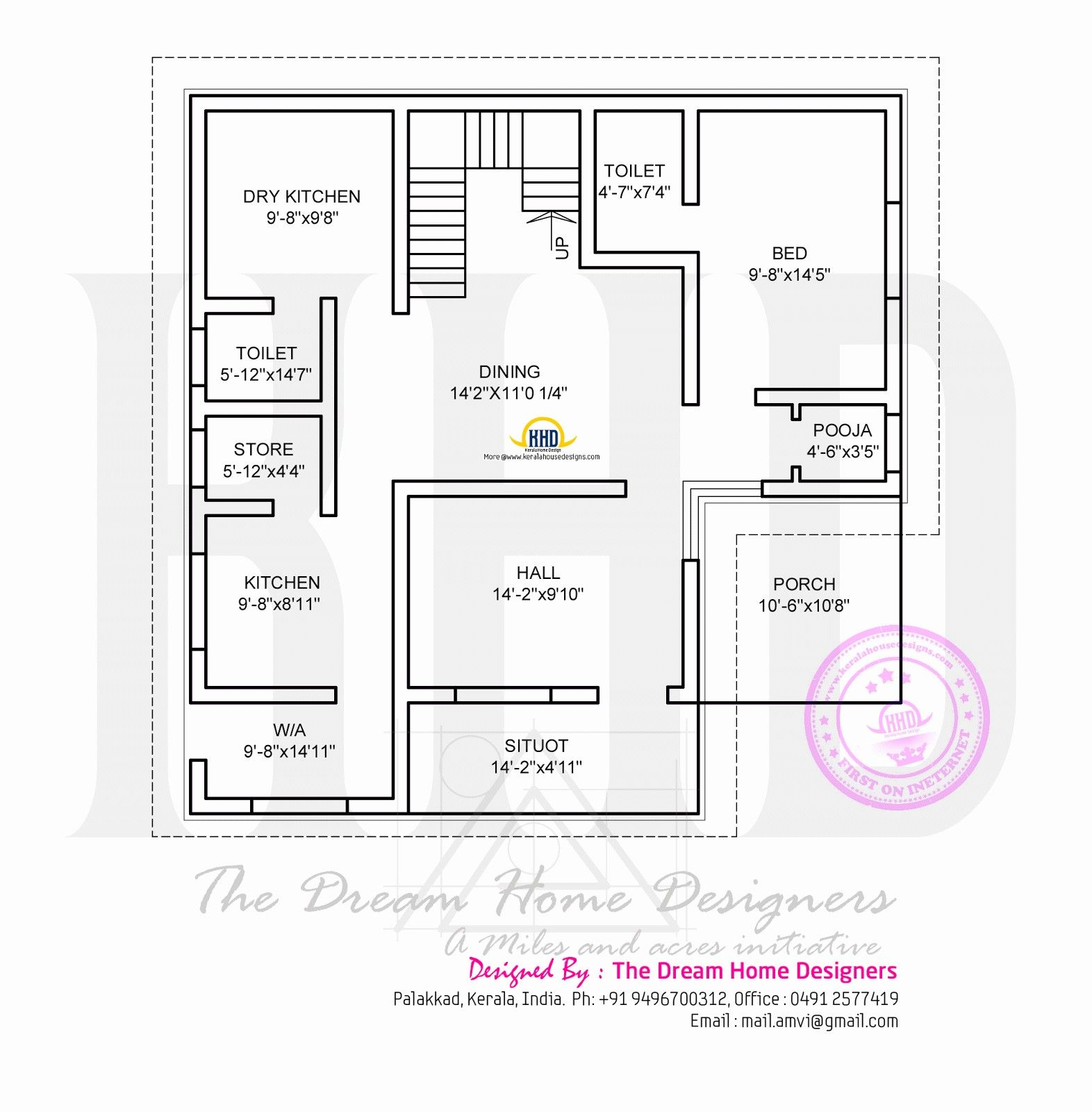 30 X 40 House Plans West Facing With Vastu Lovely 35 70