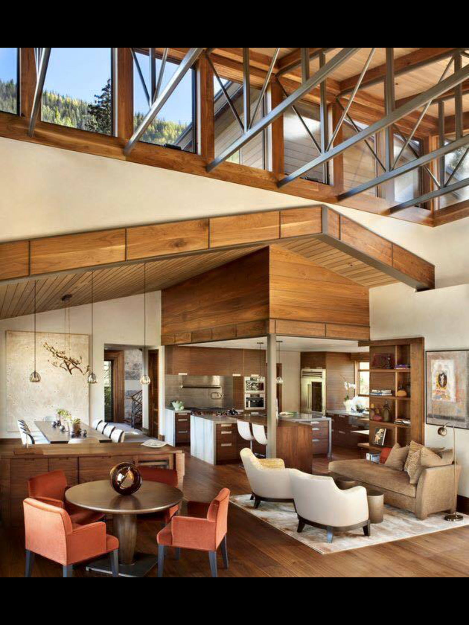 Contemporary Mountain Residence Situated In Vail, Colorado, Designed By Suman