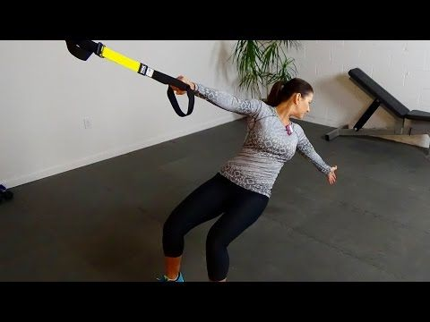 TRX Fullbody 4 Interval Style for a Stronger, Sexier You - YouTube
