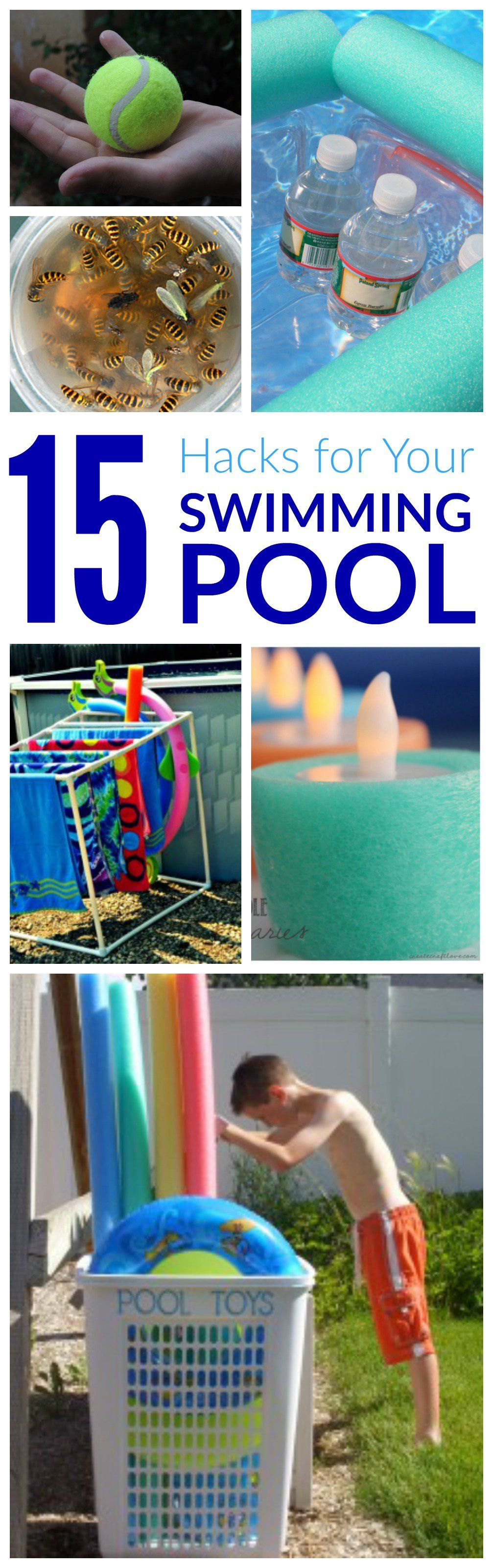 15 Swimming Pool Hacks For Summer Fun In The Sun With Kids With These Games And Activities