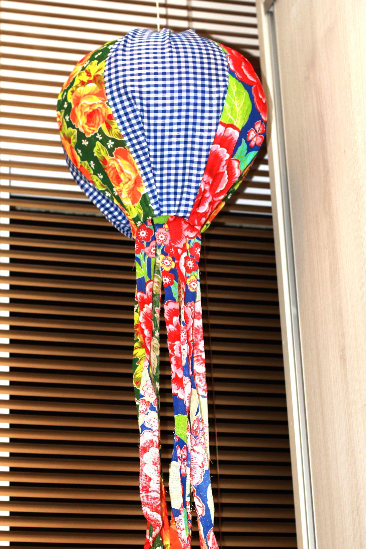Bal u00e3o de chita e outros retalhos para festa junina Decoraç u00e3o Festa Junina Festa junina  -> Decoração De Balões Festa Junina