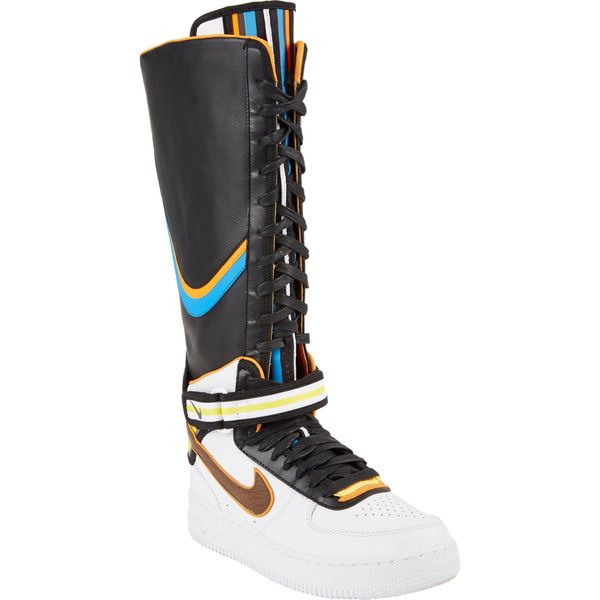 new product 81bbd fc296 Nike Women s Air Force 1 RT Boots ( 139) ❤ liked on Polyvore