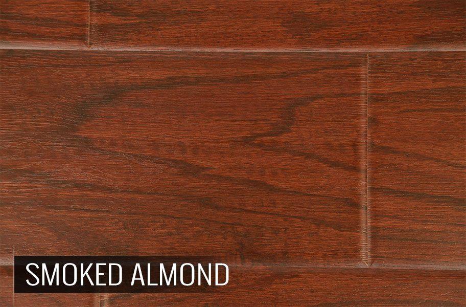 Wood Laminate Master Bathroom Makeover Peel And Stick Floor Bathroom Makeover