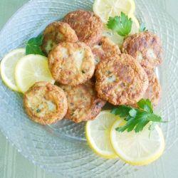 Algerian Potato Patties