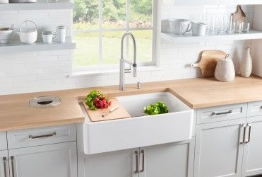 Blanco Profina Apron Front Sink With Images Single Bowl