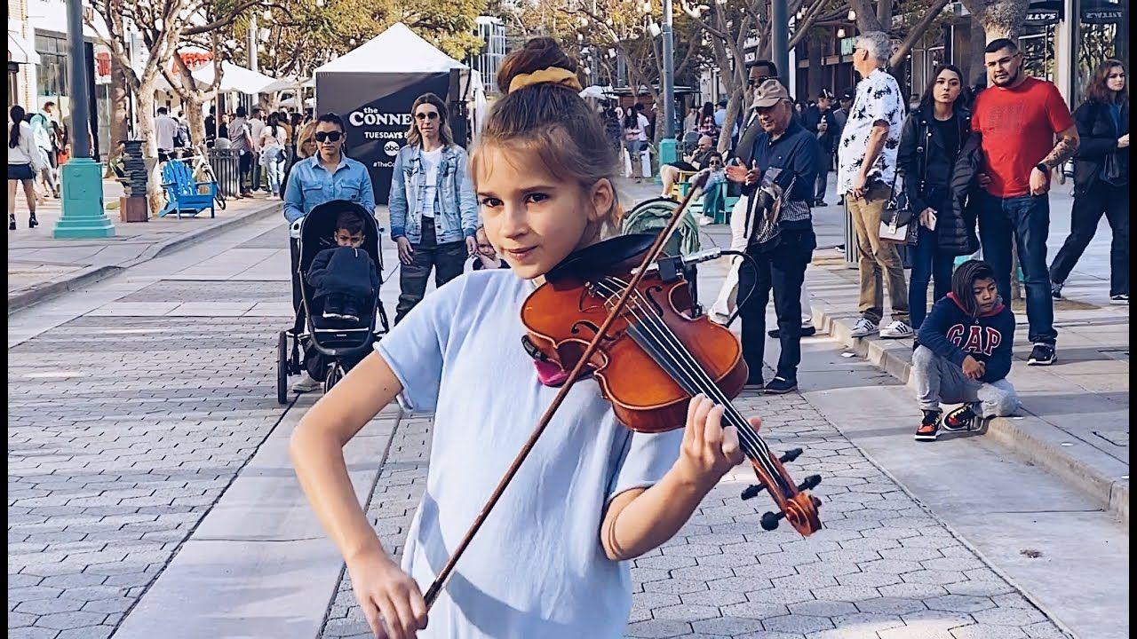 violin cover wedding songs
