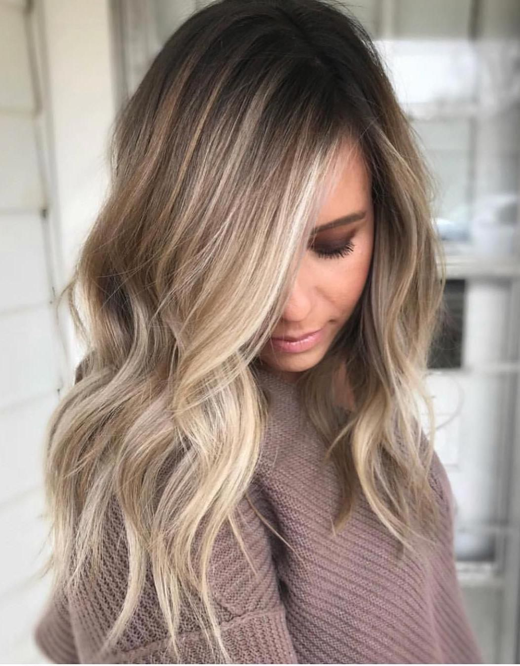 58 Inspiring Spring Hair Colors Ideas That Trending In 2020 With