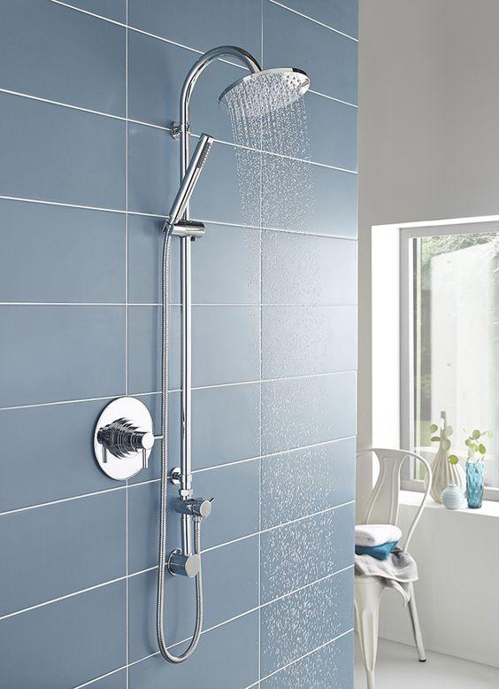 Grifer a para ba os mezcladora de ducha griferia para for Grifos de ducha termostaticos precios