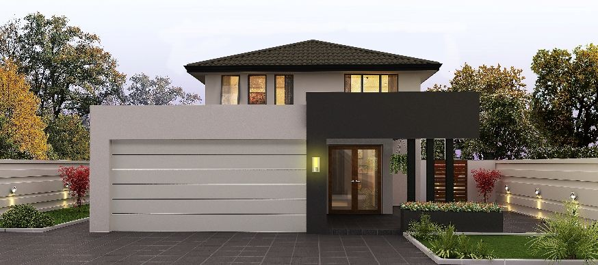Narrow Lot Homes are specialists in small lot home designs ...