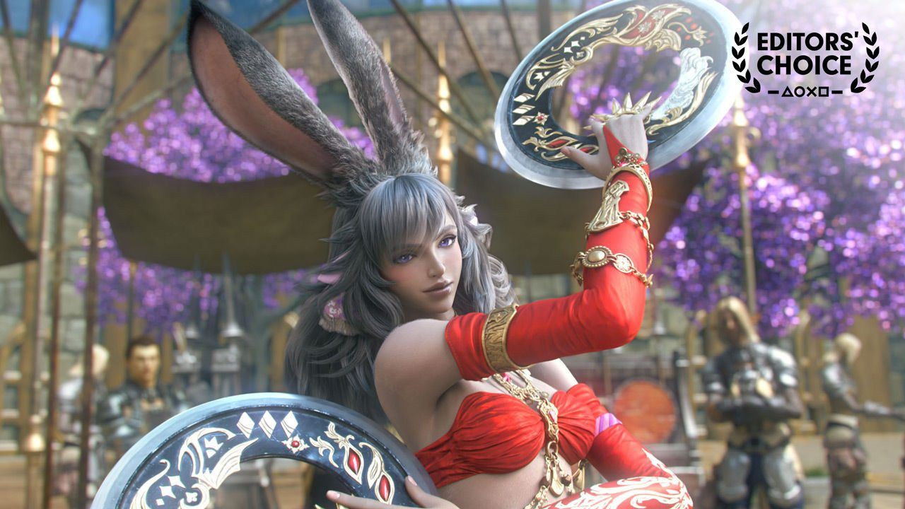 PlayStation - Editors' Choice: #FFXIVShadowbringers Takes the MMO to New Heights: The story of Shadowbringers sees your hero… - View More