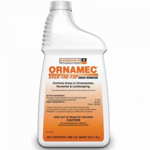 Ornamec Over-the-Top Grass Herbicide