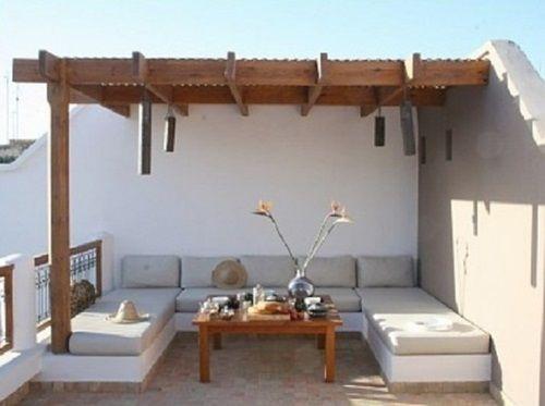 Impressive Modern Arabic Style Home Design Ideas Roof Terrace