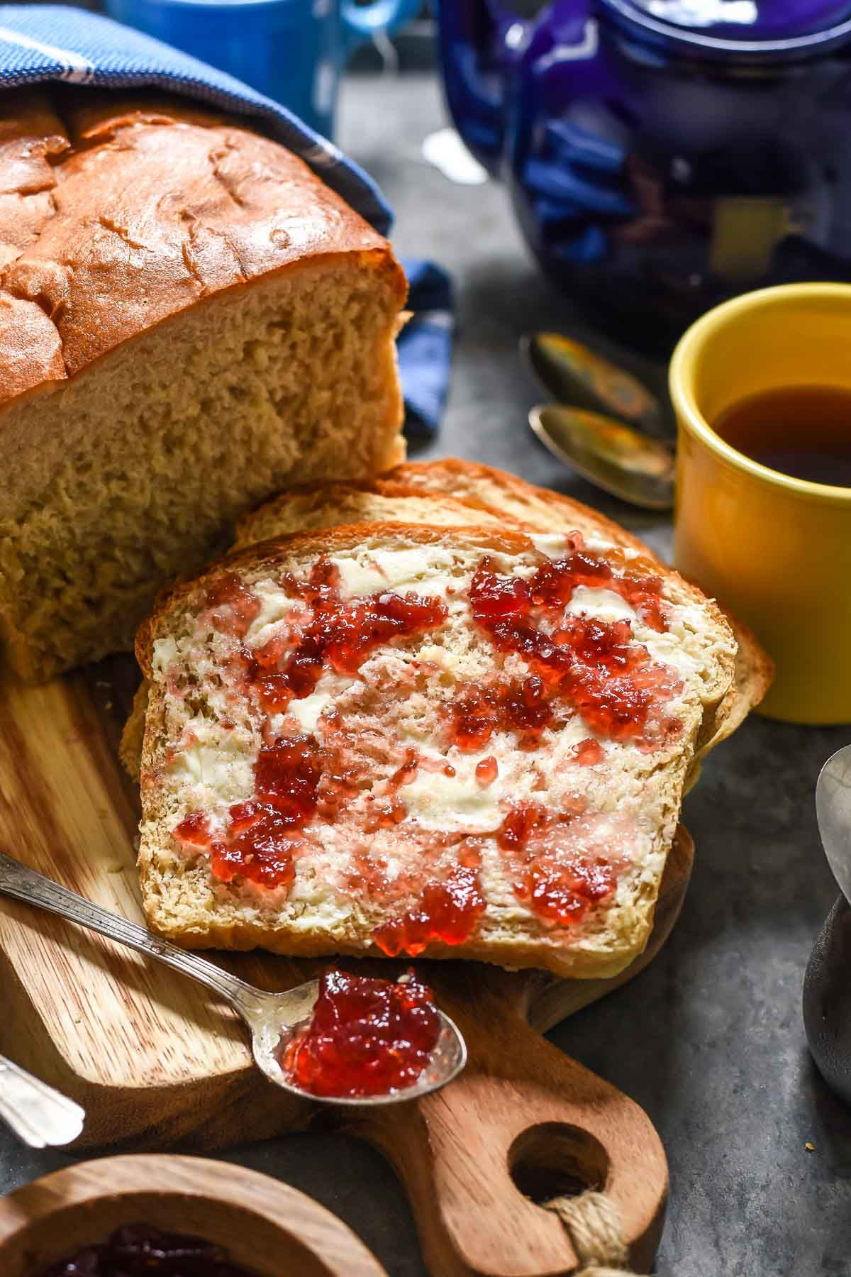 If You Ve Been Intimidated By Homemade Bread This Amish
