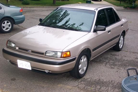 1993 mazda protege learned how to drive stick on this i still have it i love this little car mazda protege mazda car 1993 mazda protege learned how to