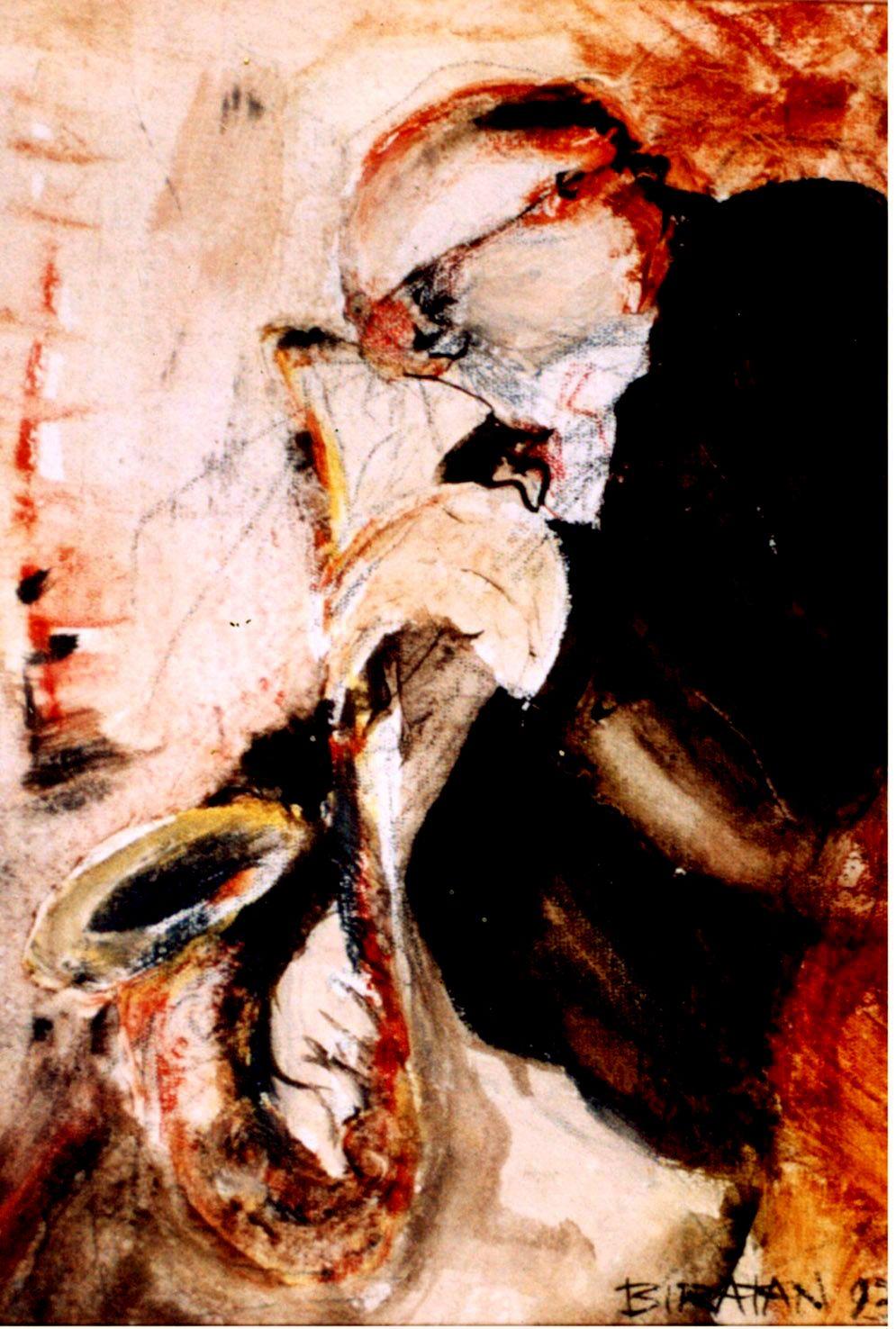 Pintura Acrílica - nOsTais metais - 1986