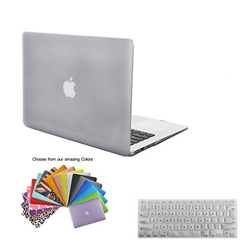 2 In 1 Macbook Air 13 Case Tecool Frosted Matte Snap On Macbook Air 11 Case Macbook Case Macbook Air 13 Case