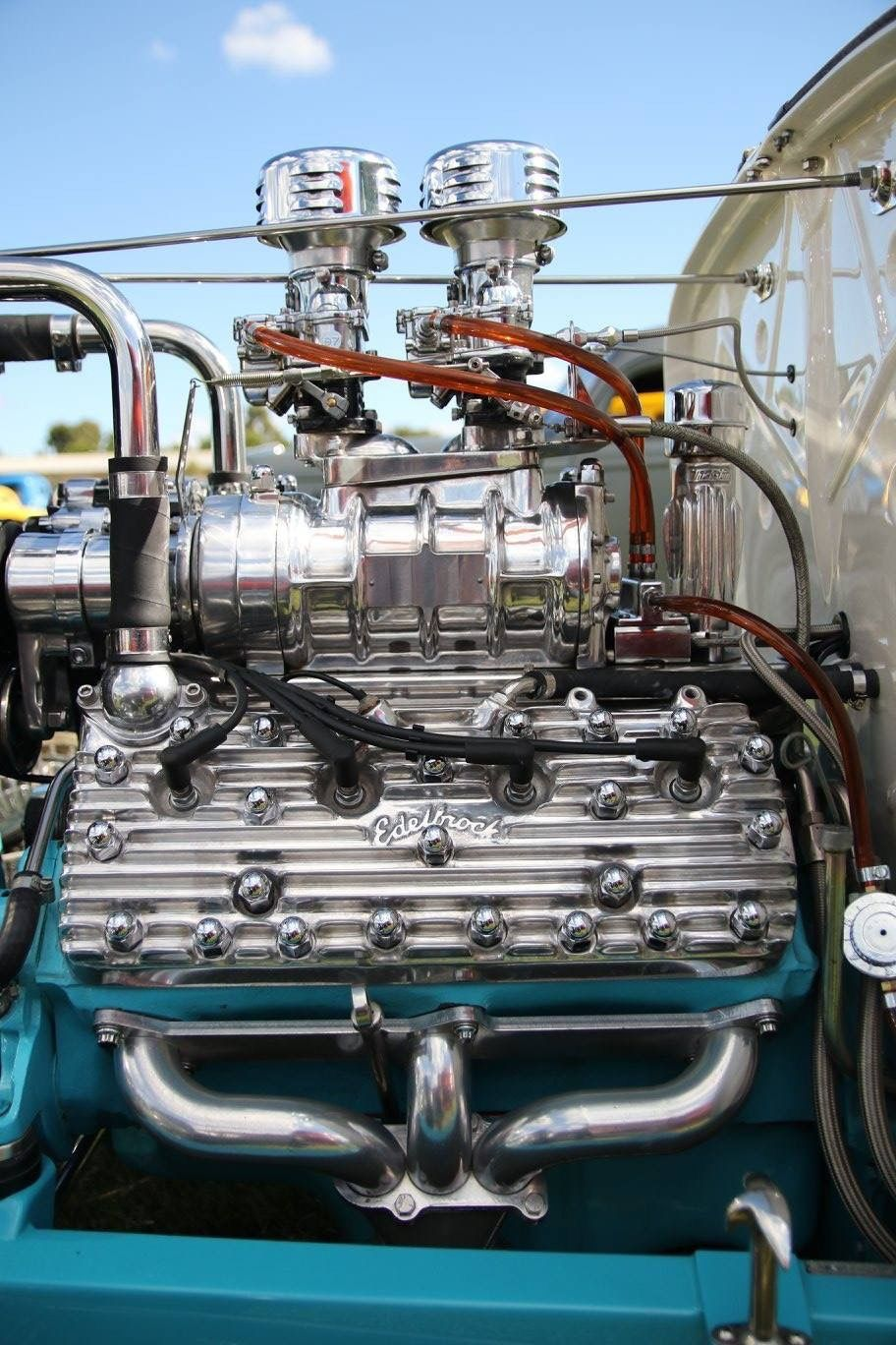 Blown Flathead 32 Ford Roadster Hot Rod Trucks Drag Racing Cars