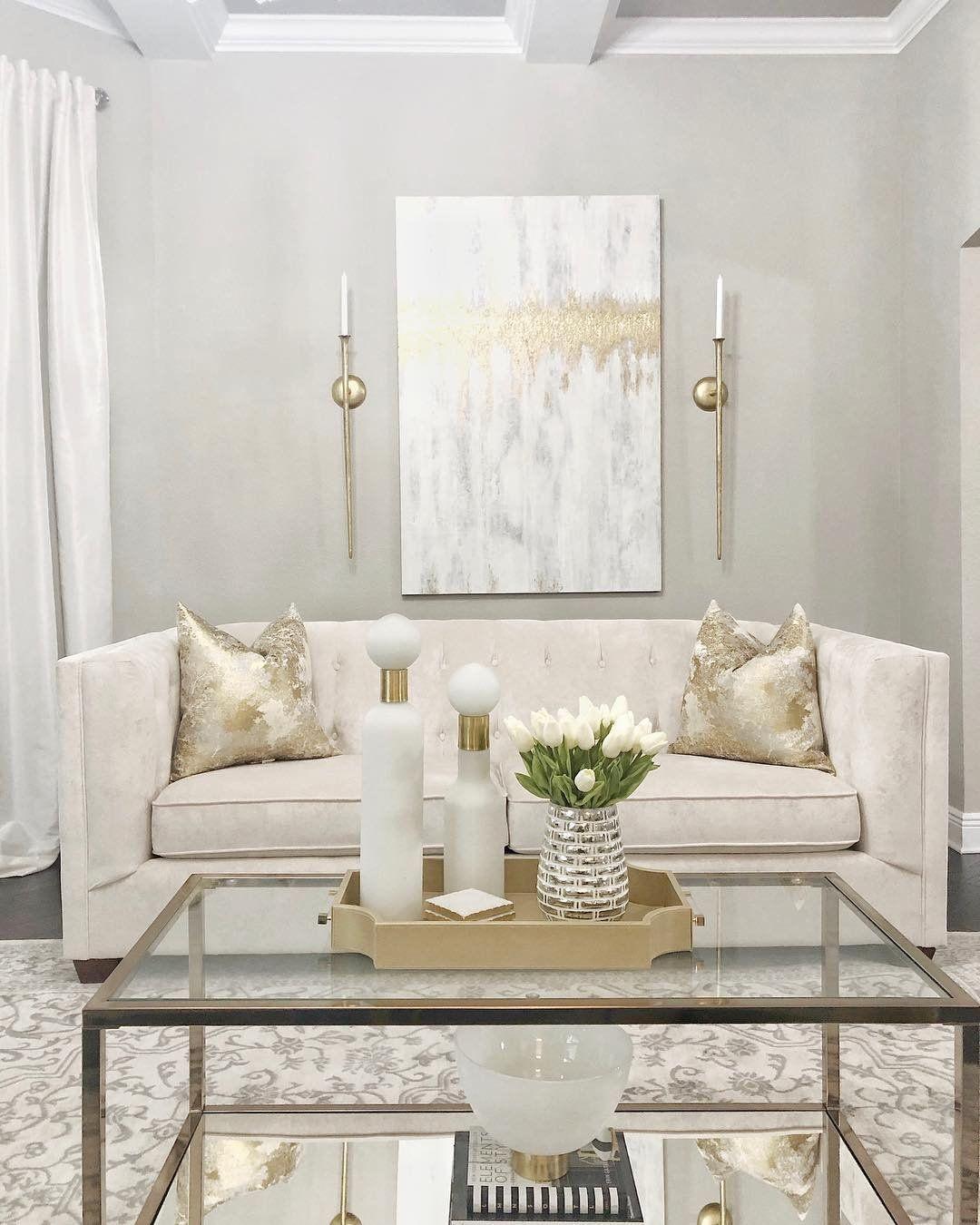 zgallerie  instagram shop in 2020  gold living room