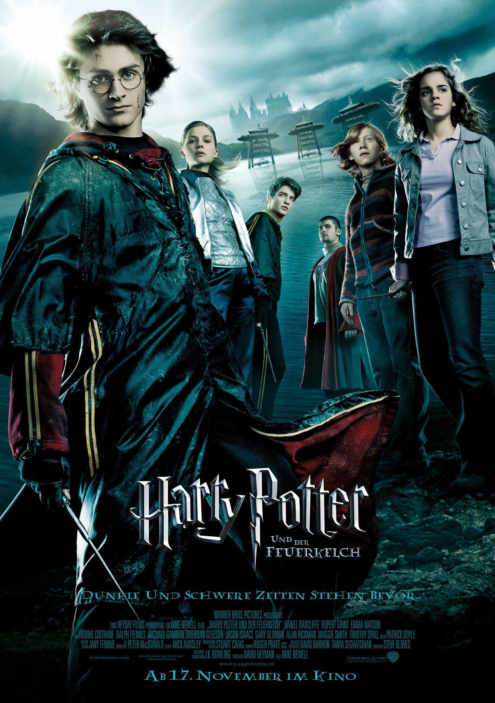 Harry Potter 4 Teil Harry Potter Und Der Feuerkelch Harry Potter Poster Harry Potter Film Feuerkelch