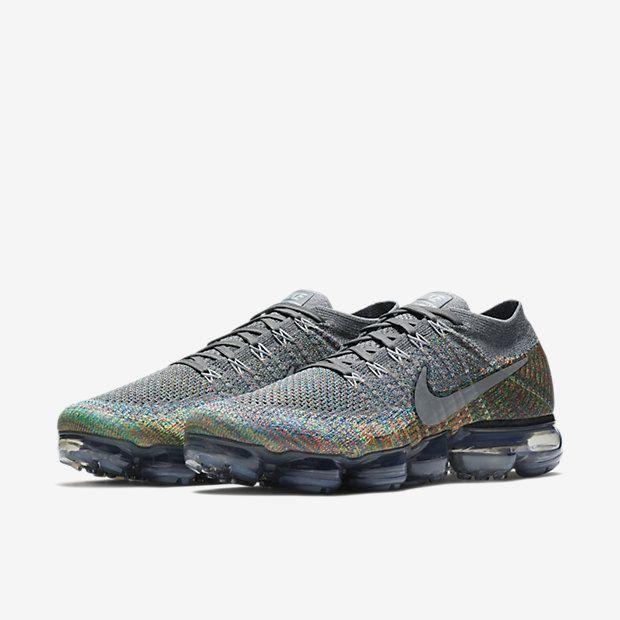 Nike Air Vapormax Flyknit Grey
