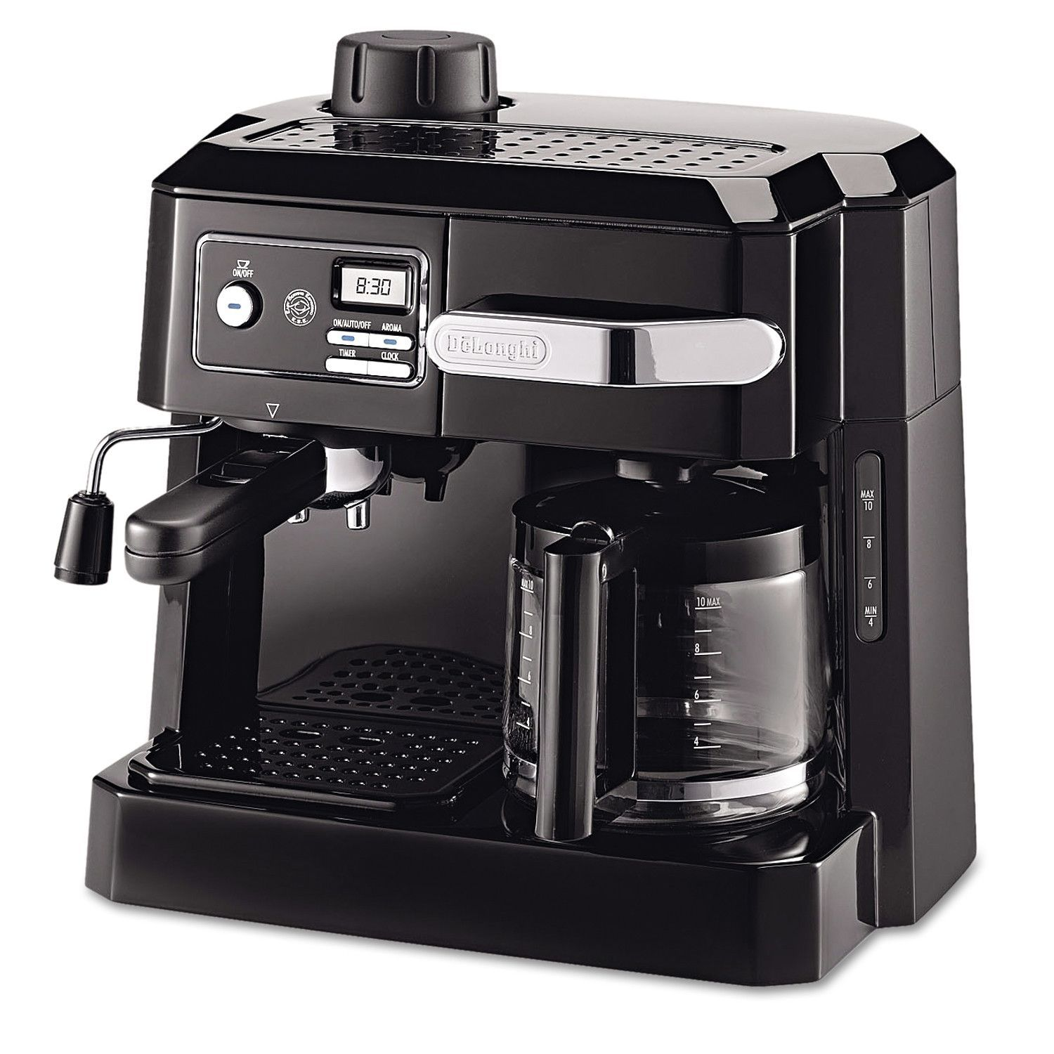 Combination Machine Coffee/Espresso Maker Coffee and