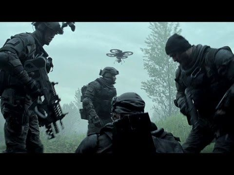 Ghost Recon Future Soldier Alpha Movie Announcement 2012 Hd Future Soldier Soldier Ghost