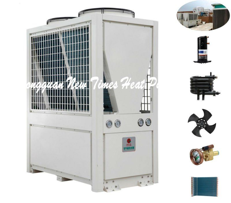 Ce Certificated With 20years Experience Exported More Than European American Asian Afri Water Heating Heat Pump Locker Storage