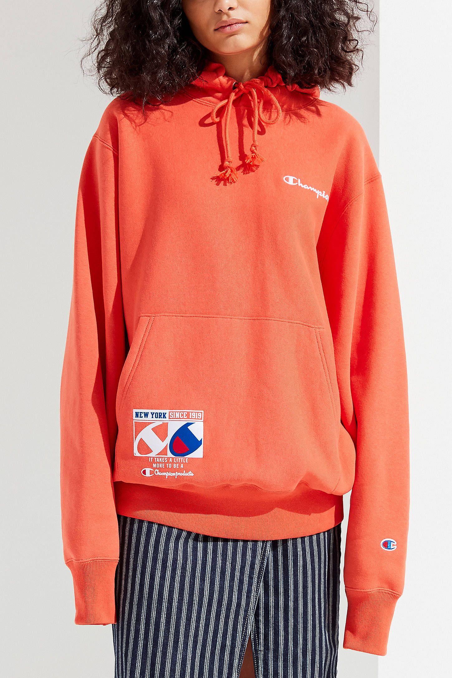 Champion Uo Novelty Graphic Hoodie Sweatshirt [ 2175 x 1450 Pixel ]