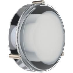Photo of Top Light Paxx wall or ceiling lamp, with lens, matt top light chrome