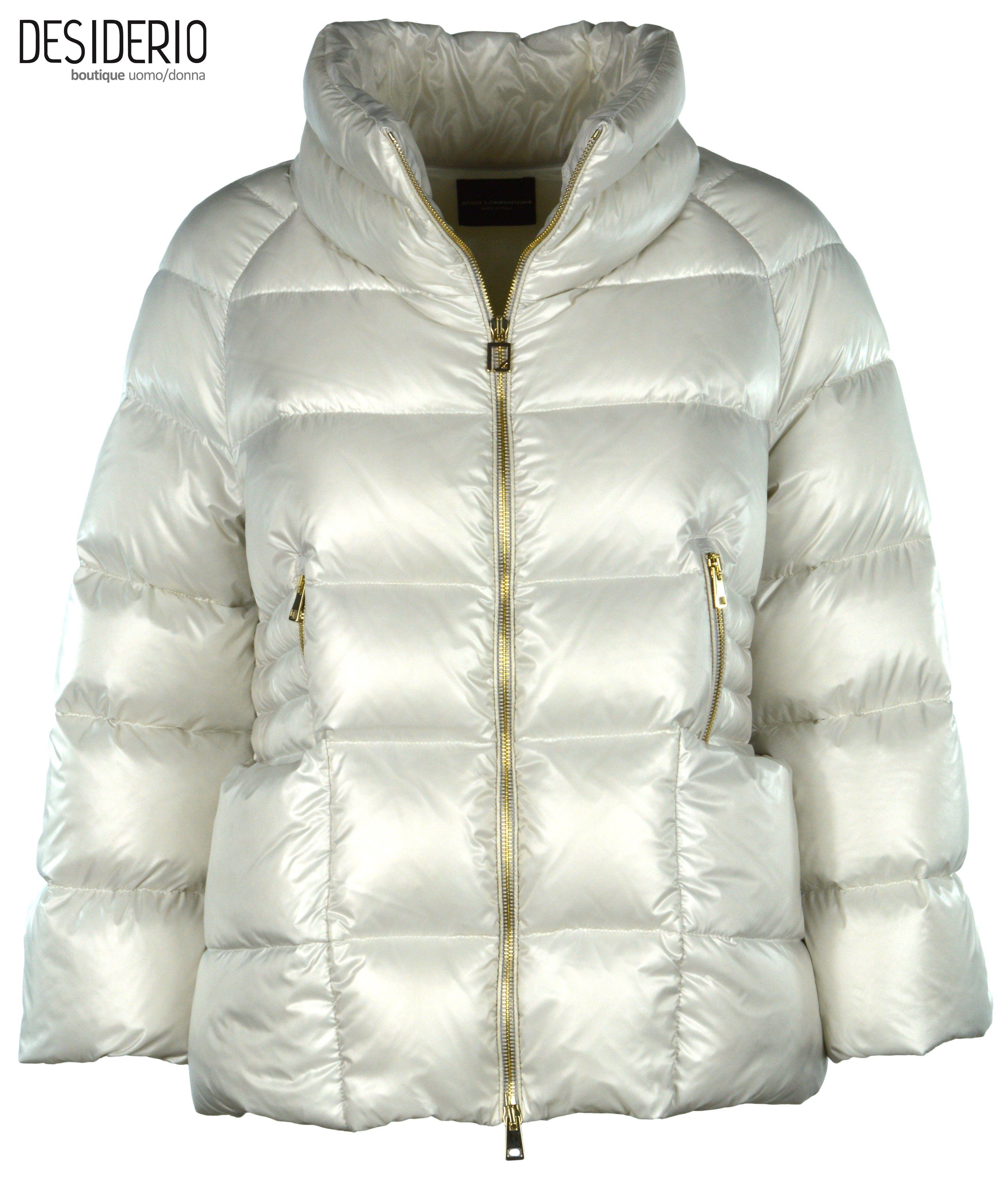 Atos Lombardini Desiderio Shop Piumino Boutique Bianco Online rrdqwAxFf 44dce392530