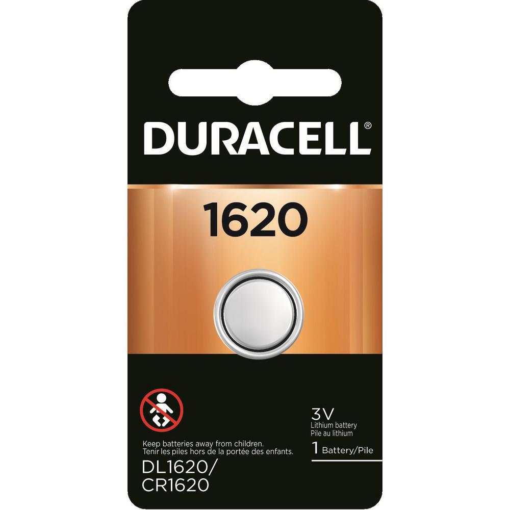 Duracell Coppertop 1620 Lithium 3 Volt Coin Battery Jump A Car Battery Battery Sizes Solar Panel Kits