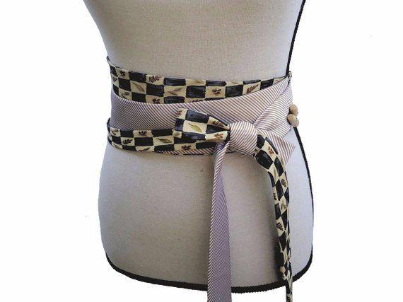 Un obi (帯) est une ceinture servant à fermer les vêtements traditionnels  japonais, 43bd8f12ac4