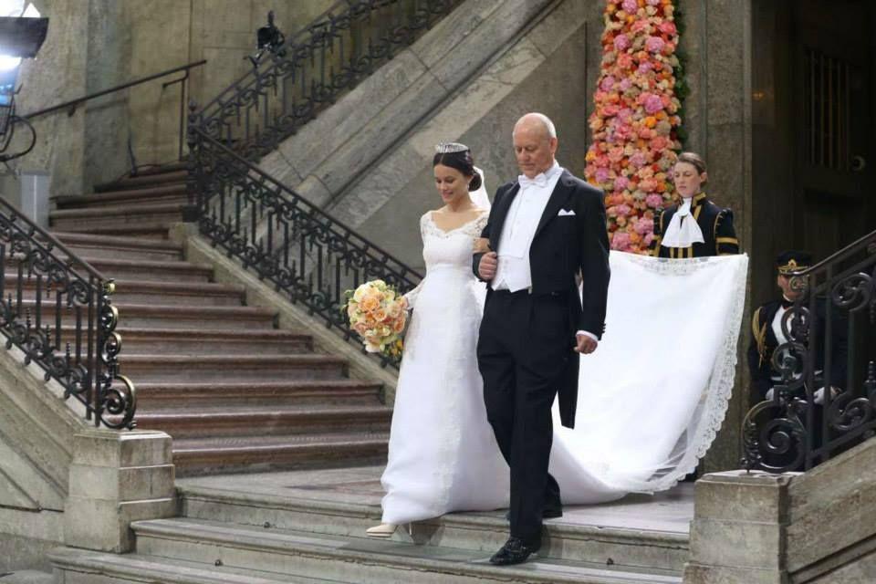 (80) Prince Carl Philip and Sofia Hellqvist Wedding