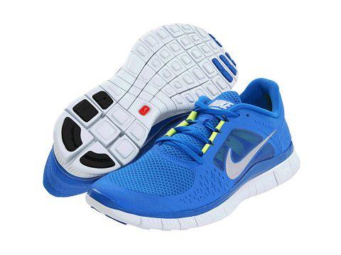 meet 26bb7 984e8 Nike Free Run+ 3 Soar Sail Reflective Silver - Zappos.com Free Shipping  BOTH Ways