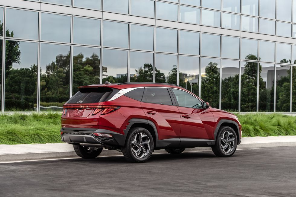 2022 Tucson Limited Engine, View Photos Of The The 2022 Hyundai Tucson Hyundai Tucson Hyundai Plug In Hybrid Suv
