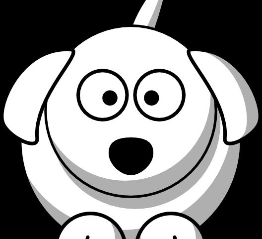 happy dog face clip art boxer dog face outlinedog outline clip art rh pinterest com