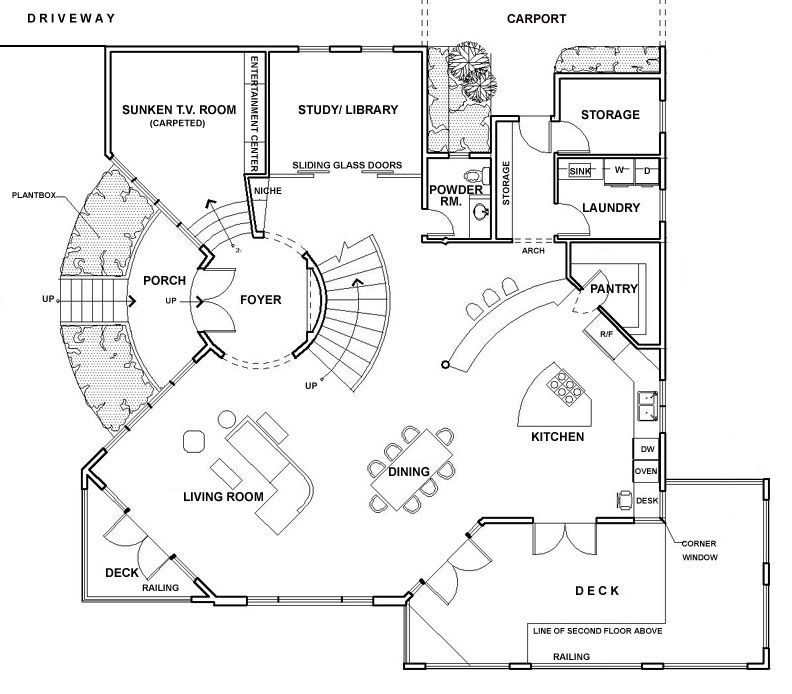 charming luxury modern house floor plans #9: Ultra Modern House Floor Plans Ultra-Modern Small Homes