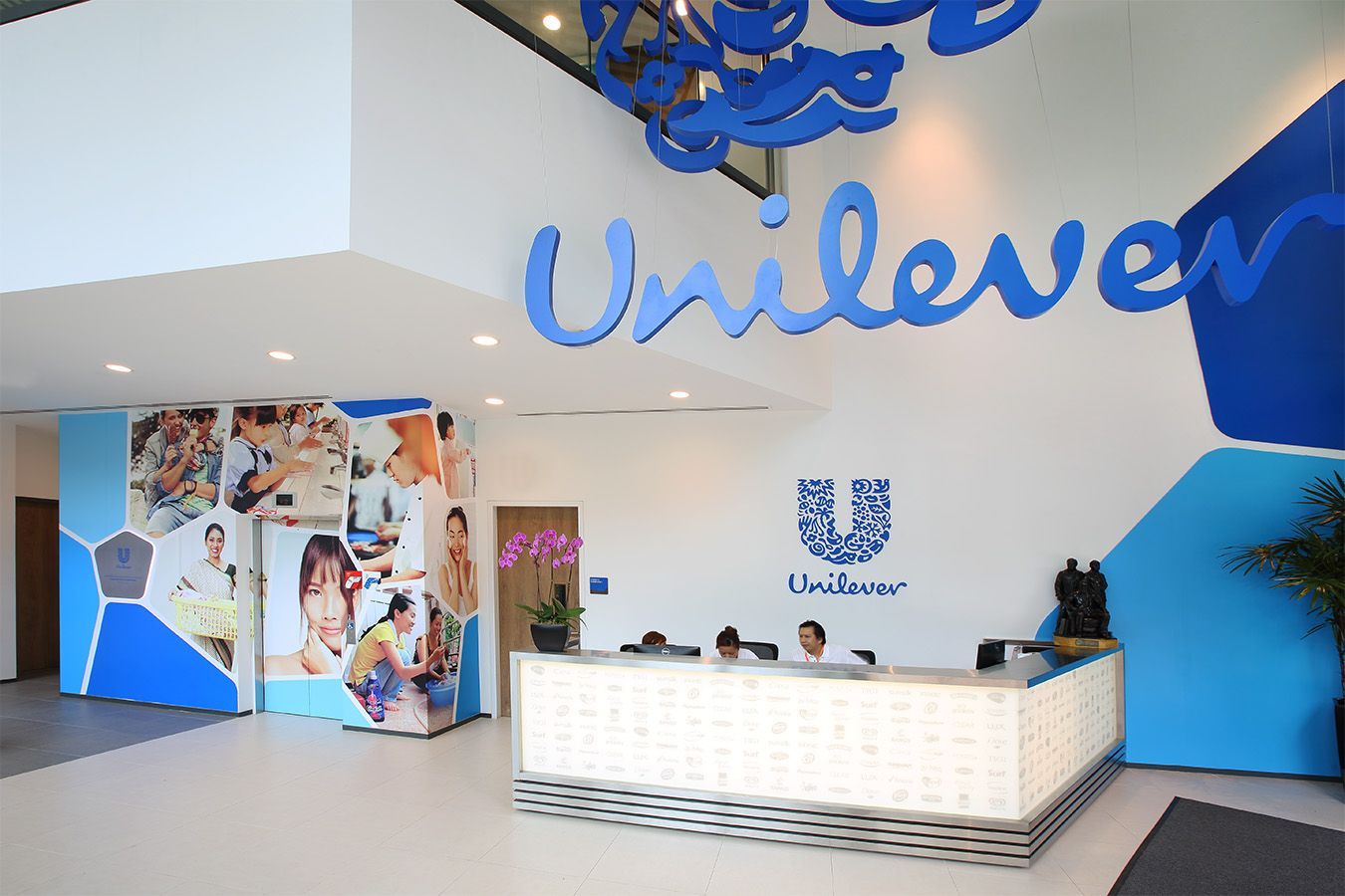 unilever office. Unilever Logo Explained (+ Branding) Office T