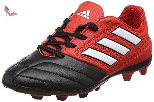 newest eba38 61927 adidas Ace 17.4 Fxg J, Chaussures de Futsal Mixte Enfant, UK, Rouge (Red ftwr  White core Black), 36 EU - Chaussures adidas ( Partner-Link)