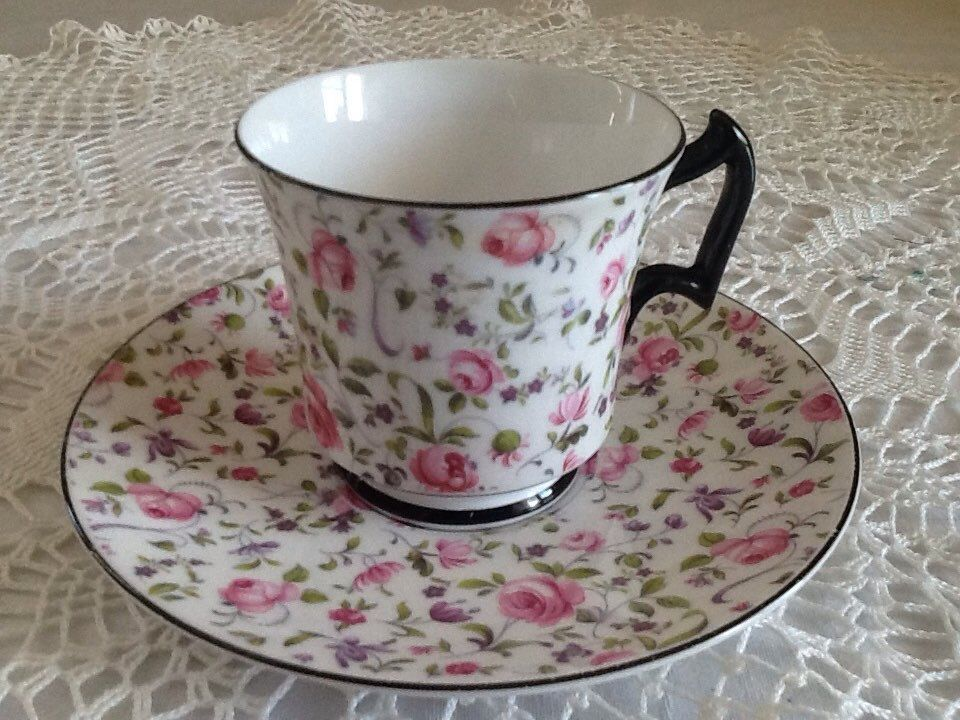 A personal favorite from my Etsy shop https://www.etsy.com/ca/listing/289866877/royal-chelsea-chinz-english-bone-china